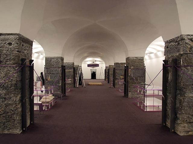 イタリア・ジェノバ「ドゥカーレ宮殿」展示会