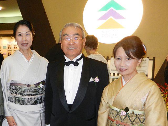 稲盛倫理賞と京都賞の副賞に選ばれて